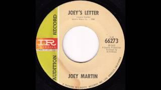 Joey Martin - Joey's Letter