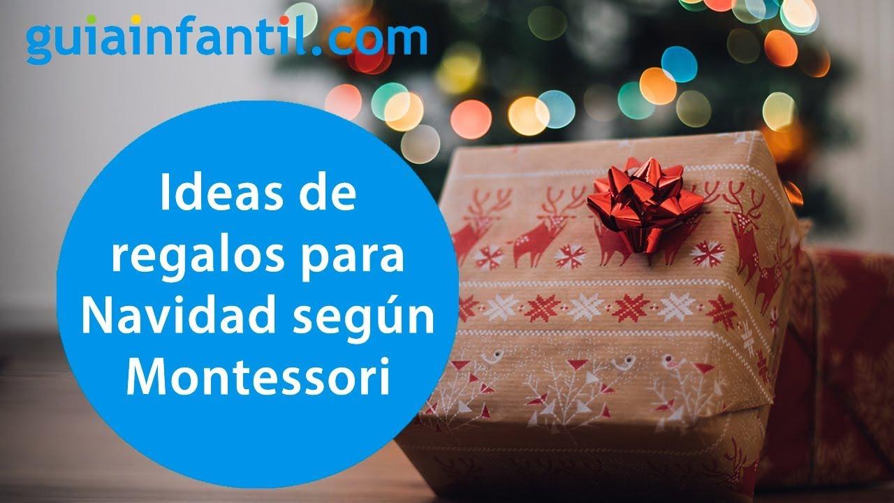Los mejores regalos de Navidad para los niños según el método Montessori ????