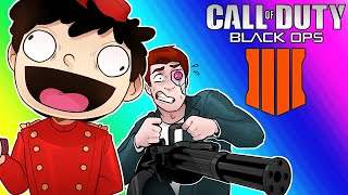 Black Ops 4 Zombies Funny Moments - The Stress Inducing