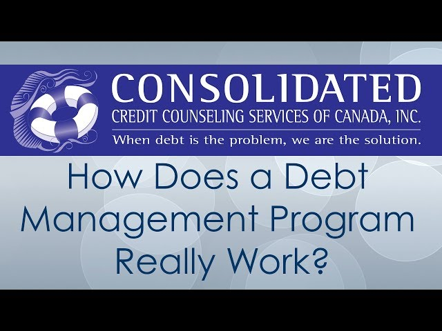 How Does a Debt Management Program Really Work?