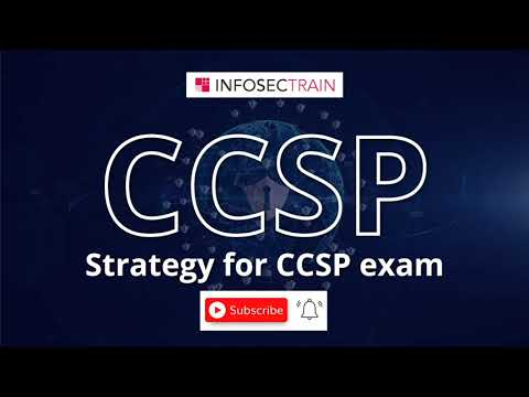 Strategy For CCSP Exam | How to Crack CCSP Exam | InfosecTrain ...