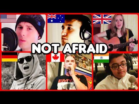 Who Sang It Better - Not Afraid - Eminem ( US, UK, India, Germany, Canada, Australia)