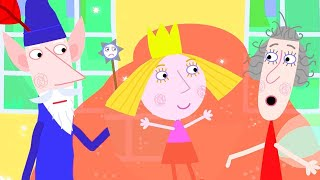 Ben And Holly's Little Kingdom   Mrs Figs Magic School   Kids Videos