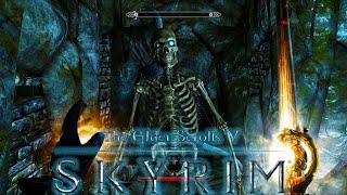 ▻ #20 ДРУЖЕЛЮБНЫЙ СКЕЛЕТ The elder scrolls V skyrim