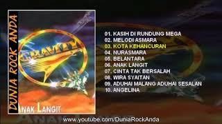 GRAVITY   ANAK LANGIT 1993 FULL ALBUM