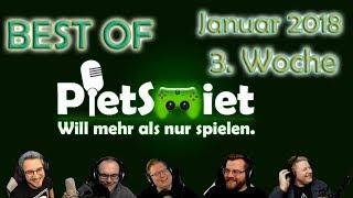 BEST OF PIETSMIET [FullHD|60fps] - Januar 2018 - 3. Woche