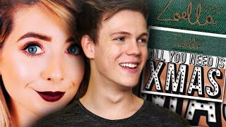 Caspar Lee's Terrible Response To Zoella