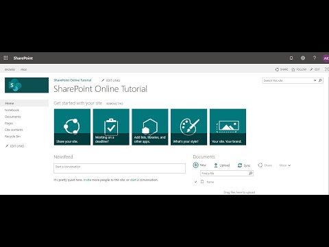 SharePoint Online Tutorial   Create SharePoint free trial account - SharePoint Online -Part 1