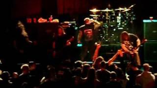 Exodus - Fabulous Disaster - Pittsburgh PA