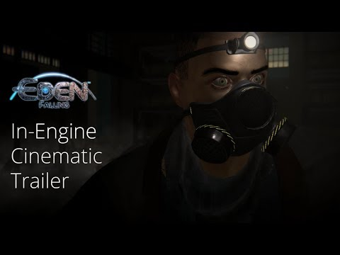 In-Engine Cinematic Sets the Stage for a Post-Apocalyptic Future