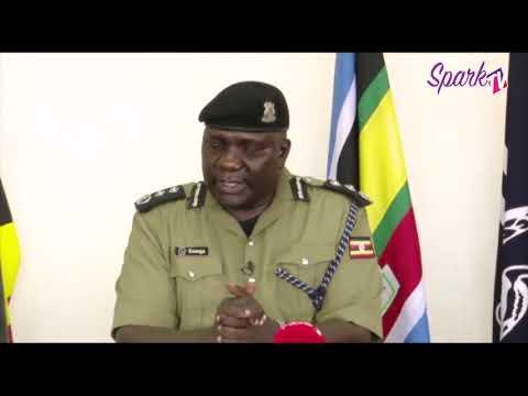 Police tells us why Gravity Omutujju was shot at