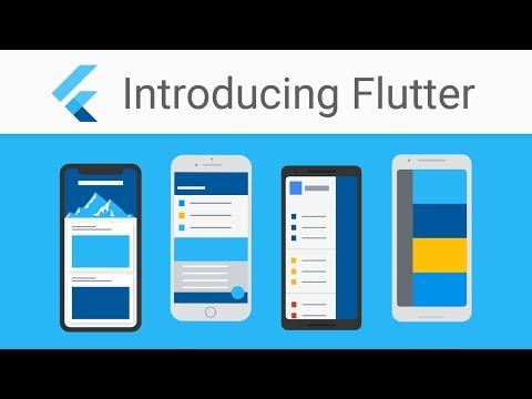 Flutter is Dart's Killer App – Hillel Coren
