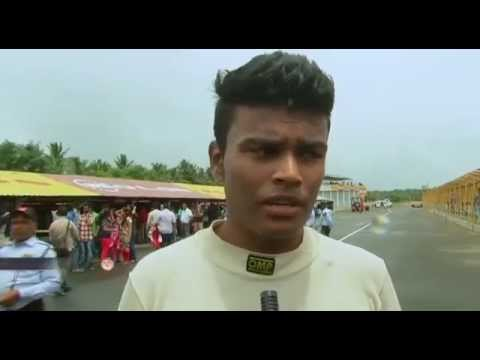 MRF Formula 1600 - Round 3 Race 2 Highlights (Coimbatore)