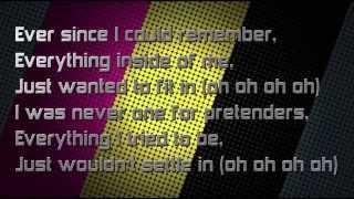 Monster   Imagine Dragons (Lyrics On Screen)