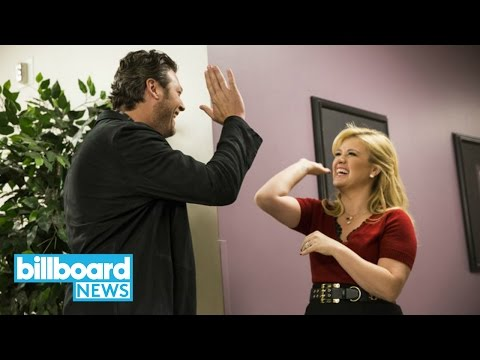 Kelly Clarkson Announces She Will Be A Coach on 'The Voice'   Billboard News