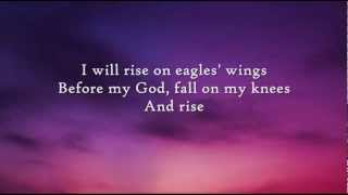 Chris Tomlin - I Will Rise - Instrumental with lyrics