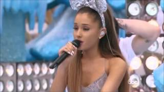 Ariana Grande - Santa Tell Me (Disney's Magical Holiday Celebration)