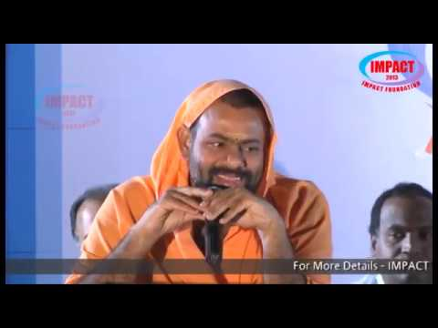 Problems|Paripoornananda Swamy|TELUGU IMPACT Hyd Dec 2013