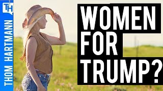 Will Women Fall for Trump's Secret Ad Campaign?