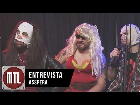 Asspera video Entrevista MTL - Noviembre 2015