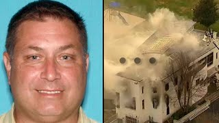 Brother of New Jersey millionaire murdered in his burning mansion with family charged with arson