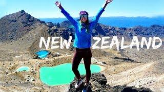 Tongariro Alpine Crossing, Auckland