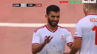 Ligue 1 Algérie : CRBelouizdad 4 – USBiskra 2 ( vidéo)