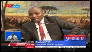 Jukwaa la KTN: Suala Nyeti - Ahadi za Jubilee - 16/3/2017 [Sehemu ya Kwanza]