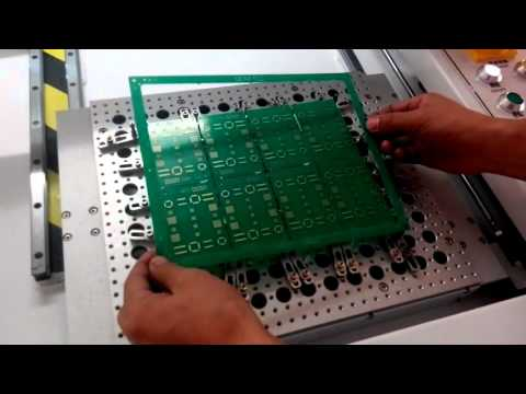 PCB Router Machine