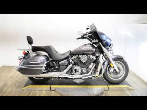 2014 Yamaha V Star 1300 Deluxe in Wauconda, Illinois - Video 1