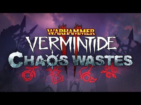 Warhammer: Vermintide 2 - Chaos Wastes Trailer
