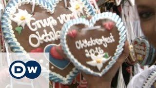 How international is the Oktoberfest? | Euromaxx