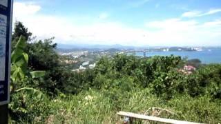preview picture of video 'UMS Peak - Offering Memorable Views Of Kota Kinabalu'