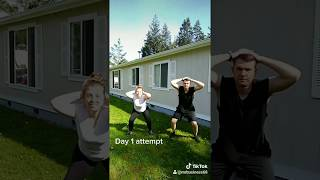 TikTok Fitness Challenges Drip Challenge