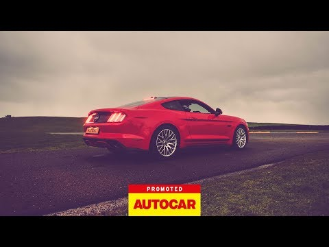 Promoted: Meet The Ford Mustang