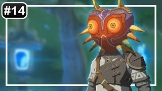 The Man Behind the Mask — Zelda: Breath of the Wild #14