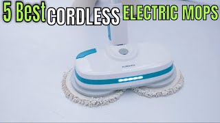 5 Best Cordless Electric Mop to Buy in 2020