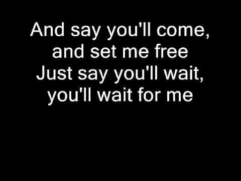Coldplay-Til kingdom come (with lyrics)