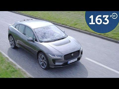 2019 Jaguar I-PACE Test - Alternative zum Tesla ?  - 163 Grad testet die vollelektrische Raubkatze