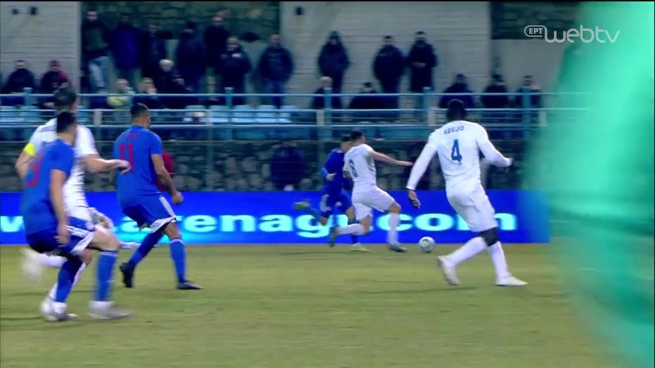 Super League : ΛΑΜΙΑ – ΟΛΥΜΠΙΑΚΟΣ   ΓΚΟΛ 0-3   12/01/2020   ΕΡΤ