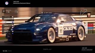 Gran Turismo™SPORT - Autodromo Nazionale Monza Nissan GTR Gr3 (online race)