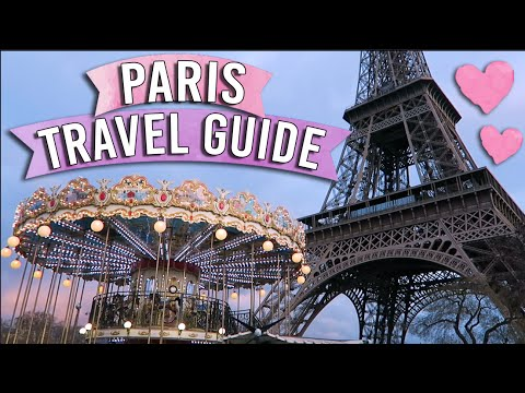 10 Things To Do In Paris   Travel Guide
