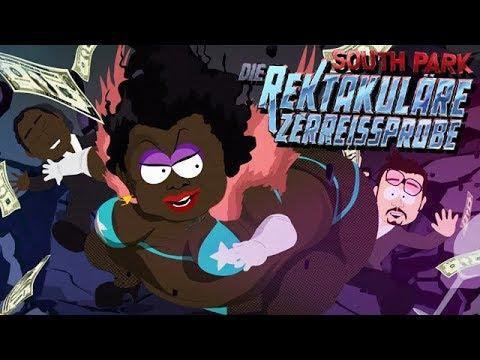 South Park Die Rektakuläre Zerreißprobe Gameplay German #11 - Le Grande POPO