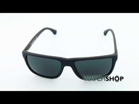Emporio Armani Men's EA4033 Sunglasses (EA4033-523087-56)