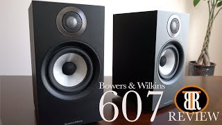 B&W 607, Best Budget Speakers From Bowers & Wilkins