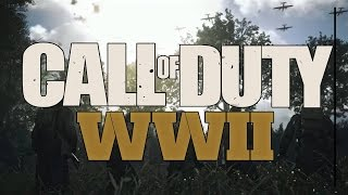 CALL OF DUTY WORLD WAR 2 TRAILER OFICIAL!!!