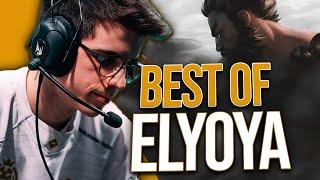 Le best of spécial Elyoya, le jungler des MAD Lions et Rookie du LEC