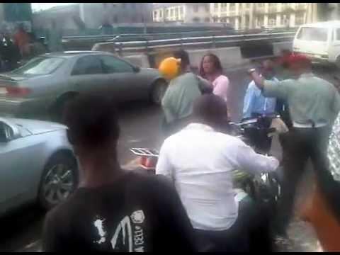 Army Brutality in Lagos, Nigeria