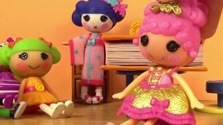 Мультик Лалалупси ИНОСТРАНКА мультфильмы для детей Новая серия 2017 Lalaloopsy