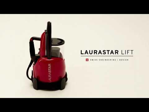 Laurastar Lift Original Red : Eine völlig neue Art zu bügeln